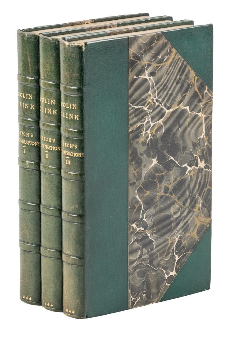 Charles Hooton, Colin Clink finely bound 1844