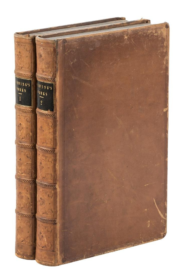 The Complete Works of Washington Irving, 1835