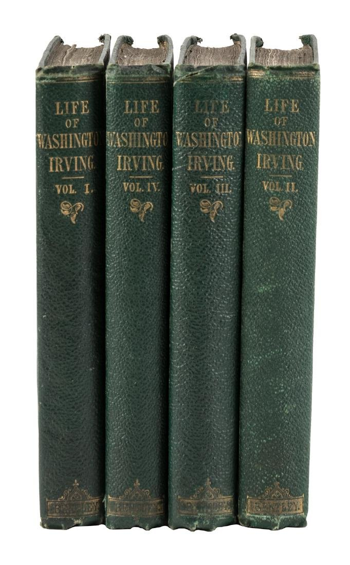The Life and Letters of Washington Irving 1862-64