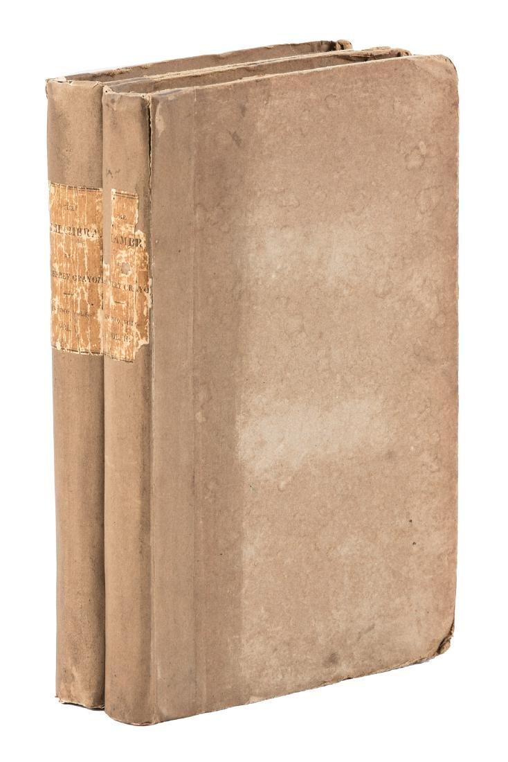 Washington Irving's The Alhambra 1st ed.