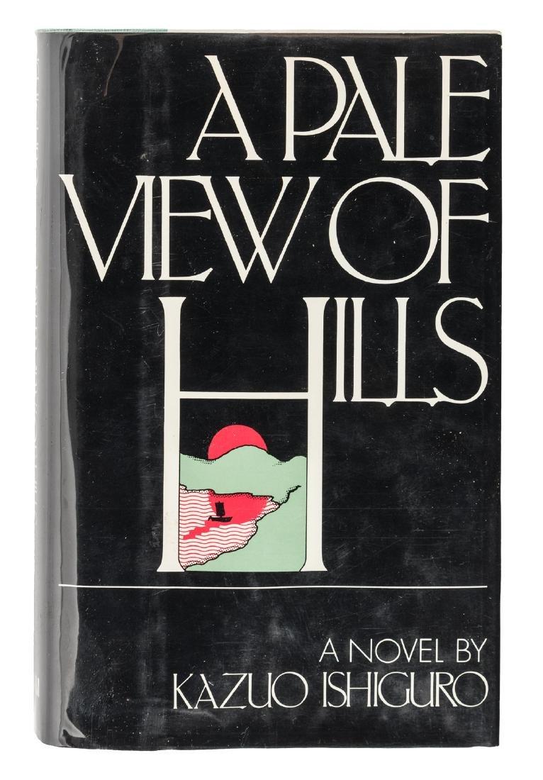 The first novel by Kazuo Ishiguro