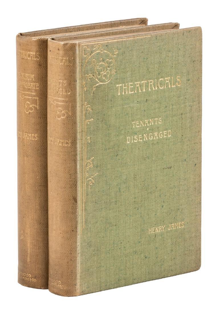 Henry James' Theatricals, 2 vols.