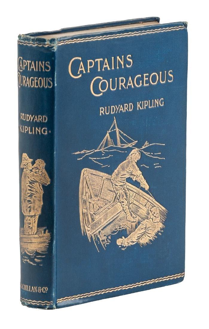 Kipling's Captains Courageous