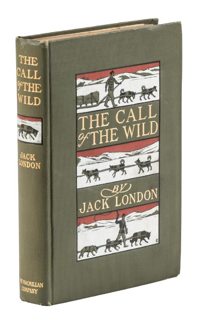 Jack London The Call of the Wild First Edition