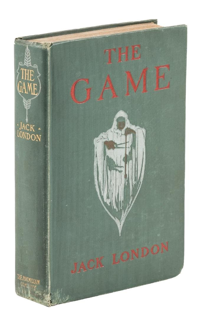 Jack London The Game First Edition