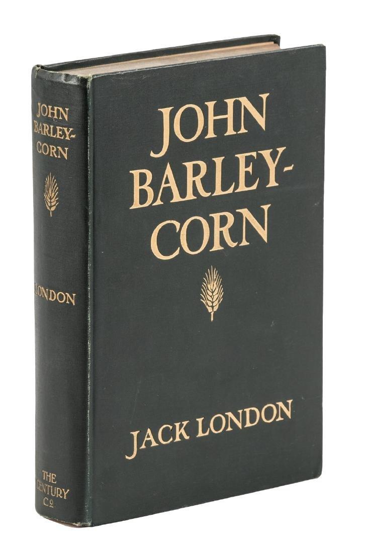 Jack London John Barleycorn 1st issue