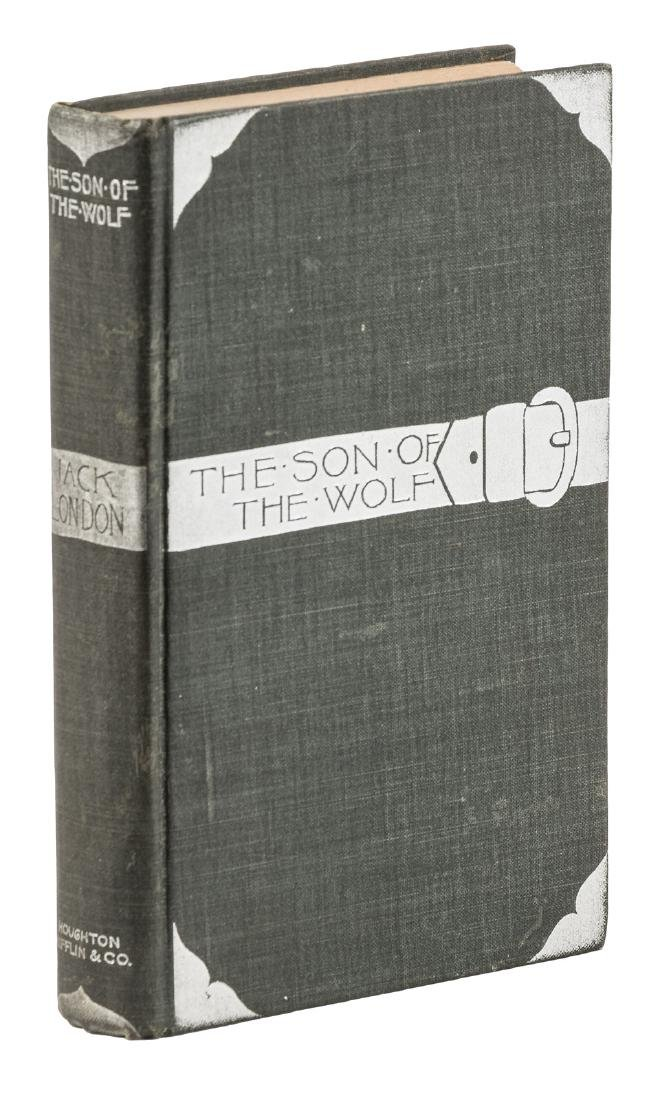 First Edition of Jack London's First Book