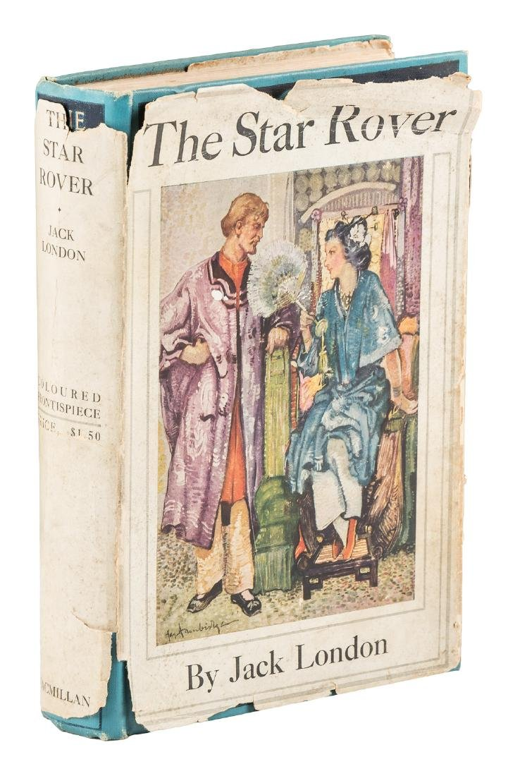 Jack London's Star Rover in the original jacket