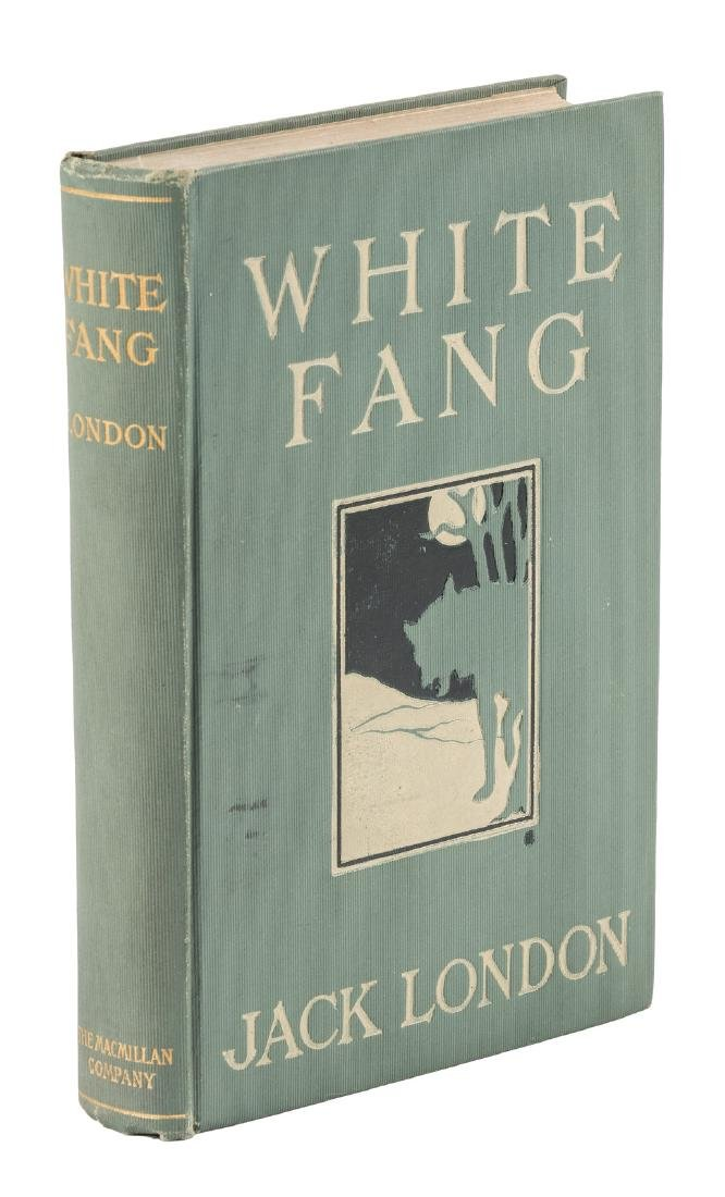 Jack London's White Fang 1st Edition