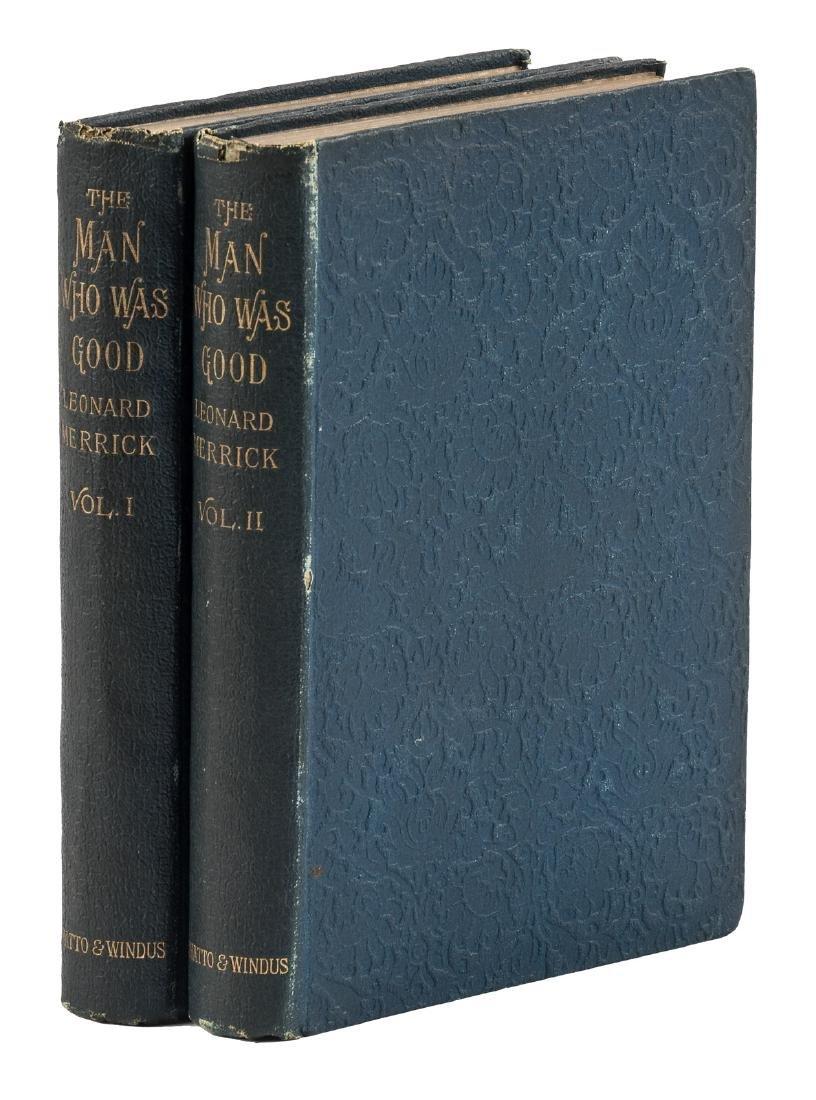 Leonard Merrick's 2nd novel