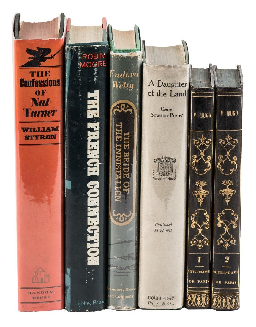 Five various literary works