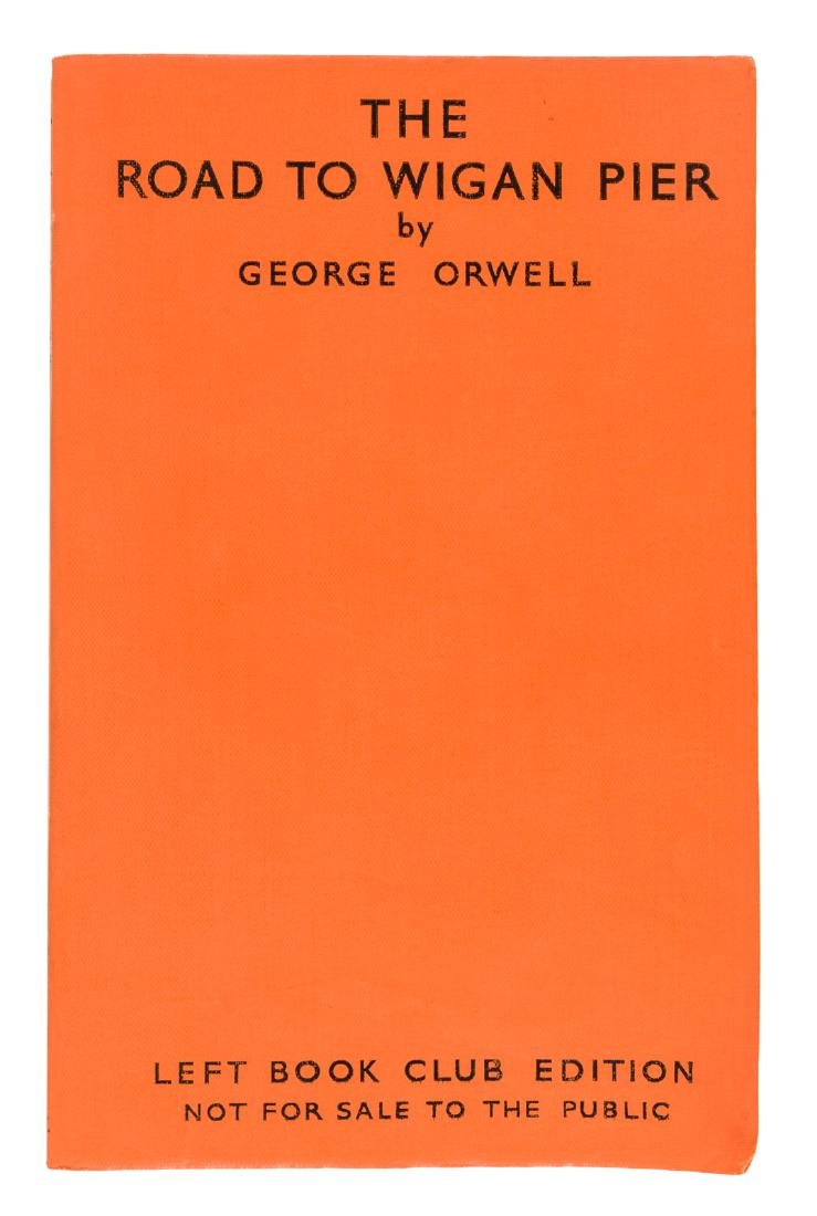 George Orwell Road to Wigan Pier