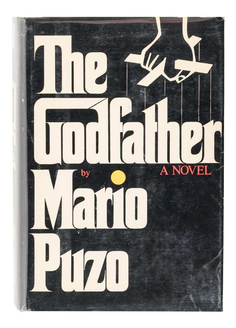 First Edition of The Godfather