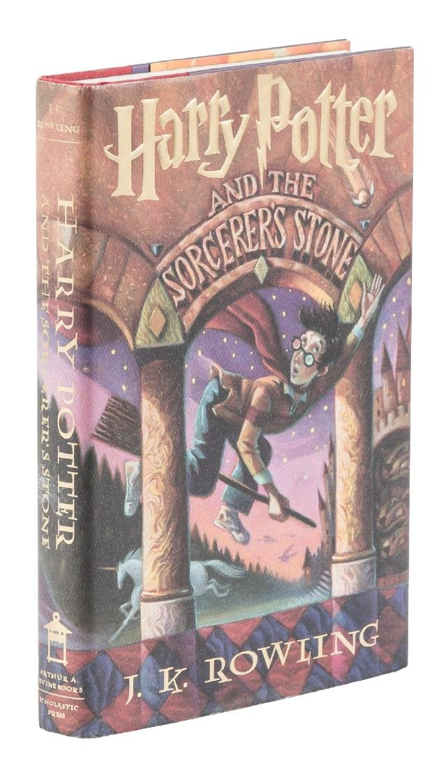 Harry Potter and the Sorcerer's Stone 1st Edition