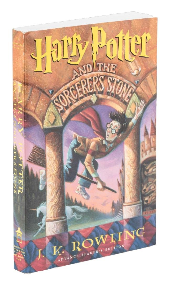 Harry Potter and the Sorcerer's Stone Advance Copy