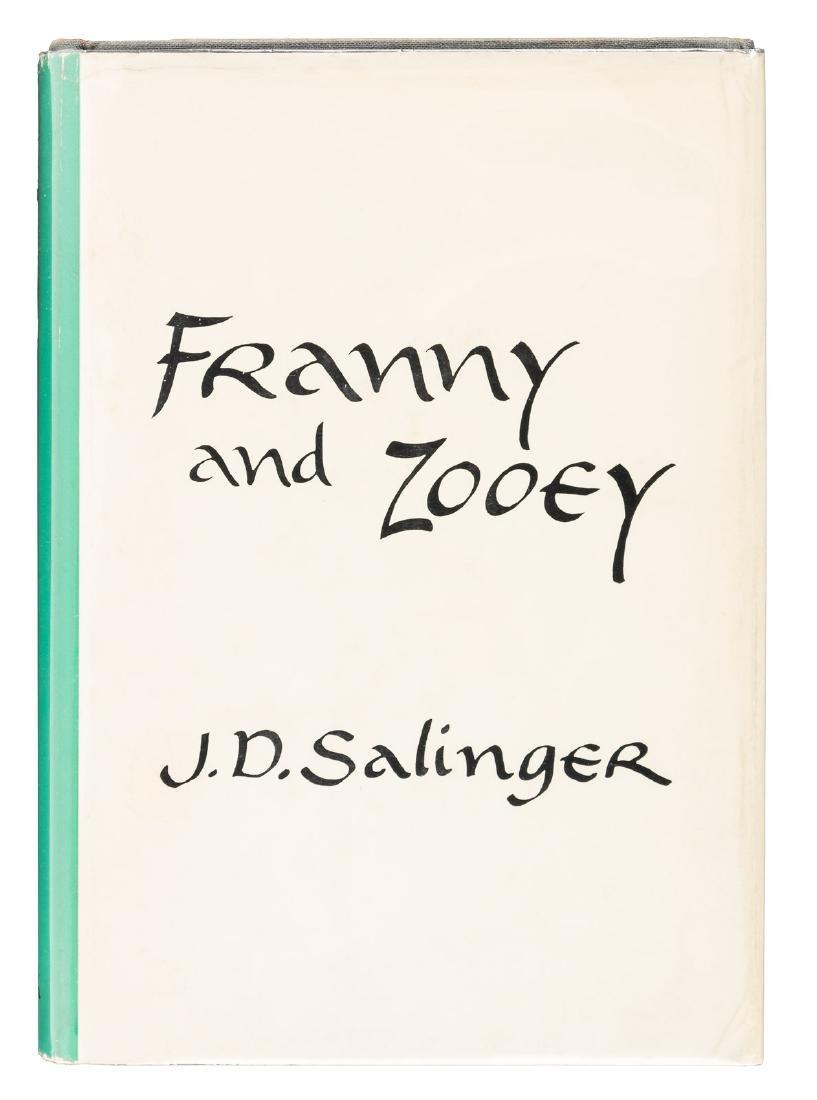 Salinger's Franny & Zooey in jacket