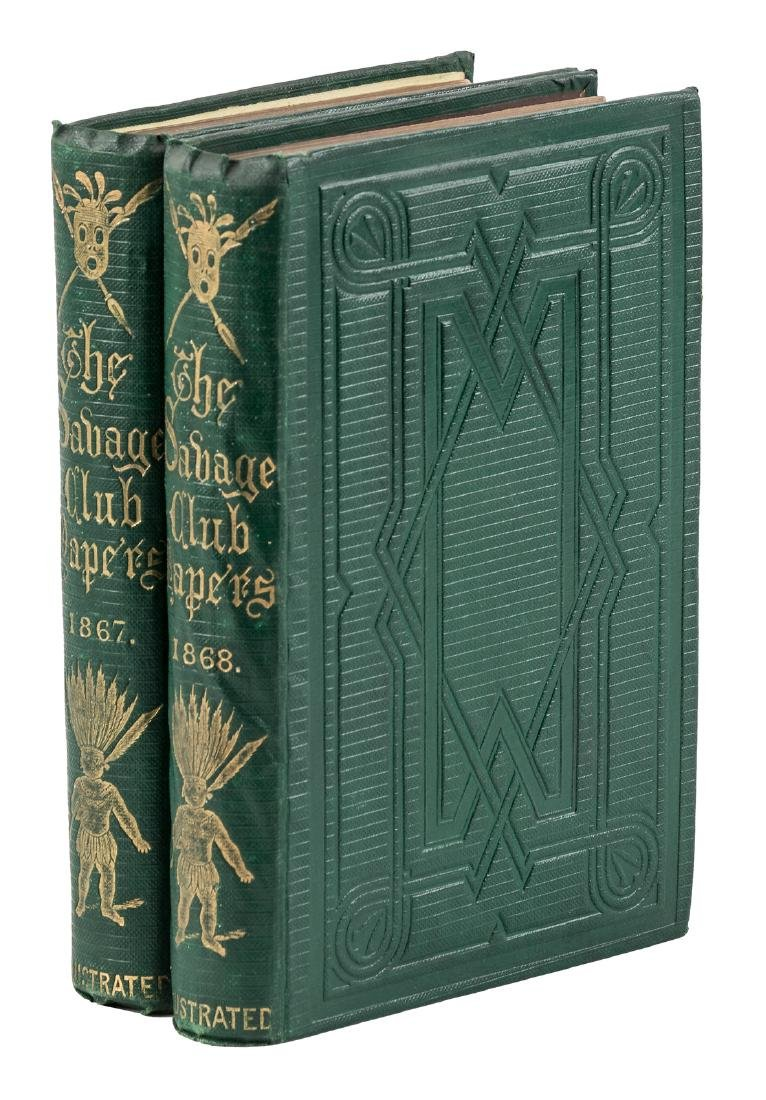 The Savage Club Papers 1867-68