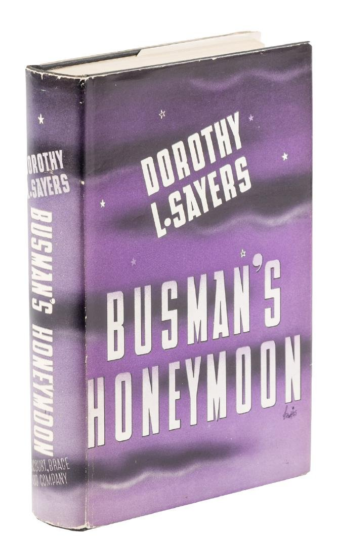 Dorothy Sayers Busman's Holiday