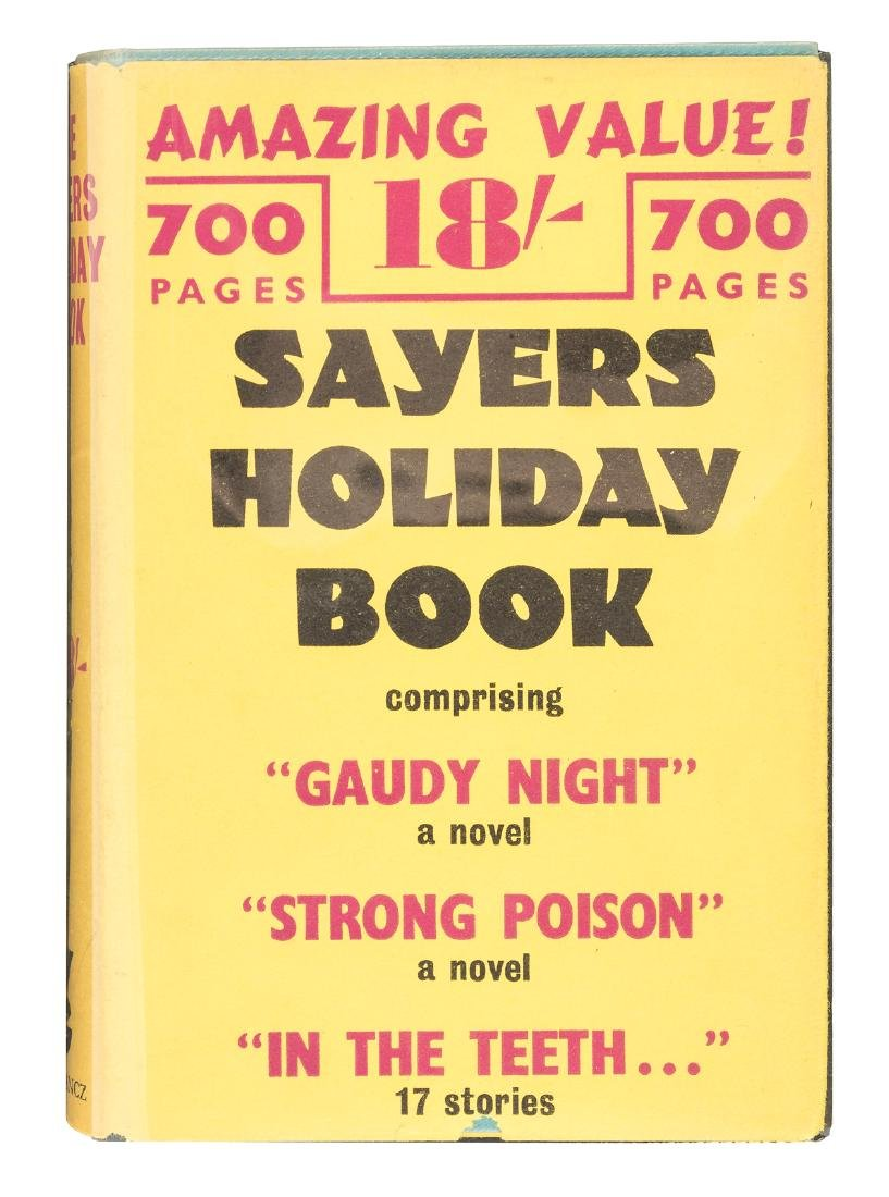 Dorothy Sayers Holiday Book