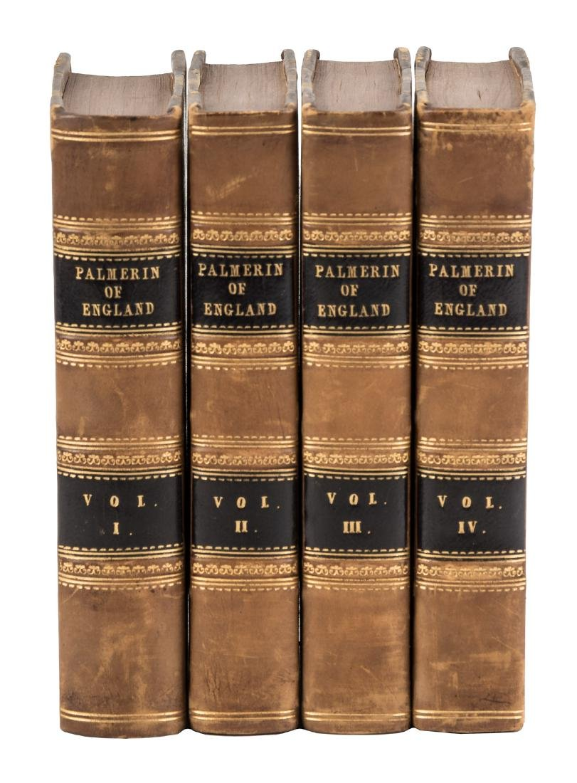 Palmerin of England edited by Robert Southey