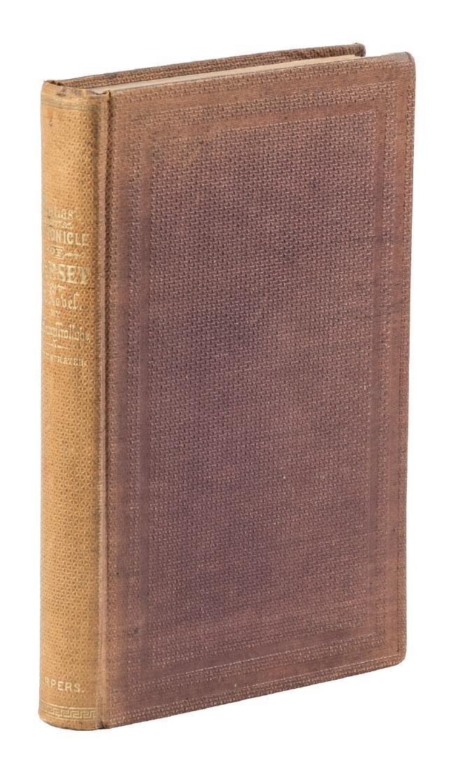 Anthony Trollope's Last Chronicle of Barset 1st ed.