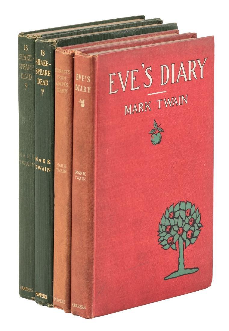 Four by Mark Twain