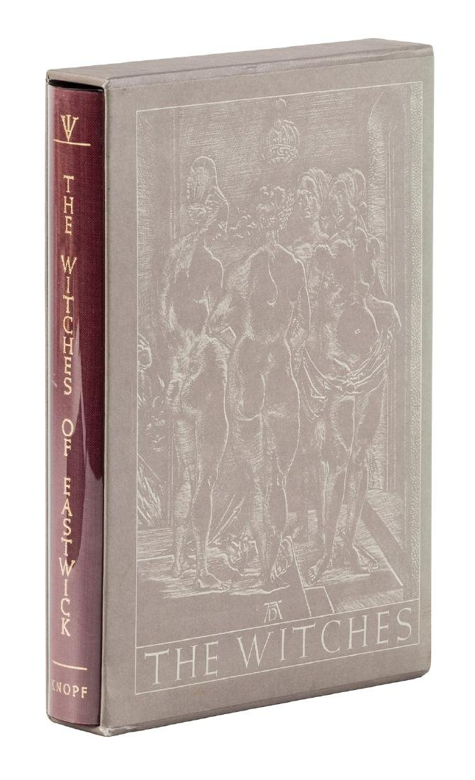 Updike, The Witches of Eastwick signed 1/350