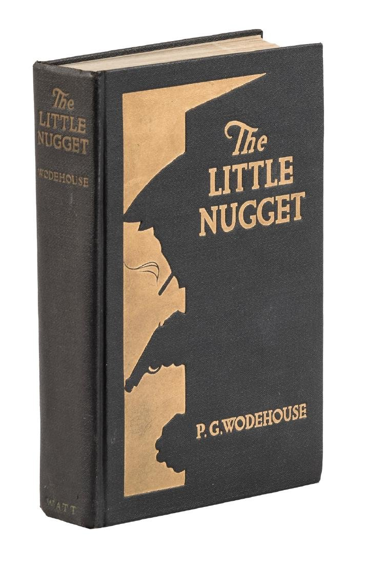 U.S. edition of Wodehouse's Little Nugget