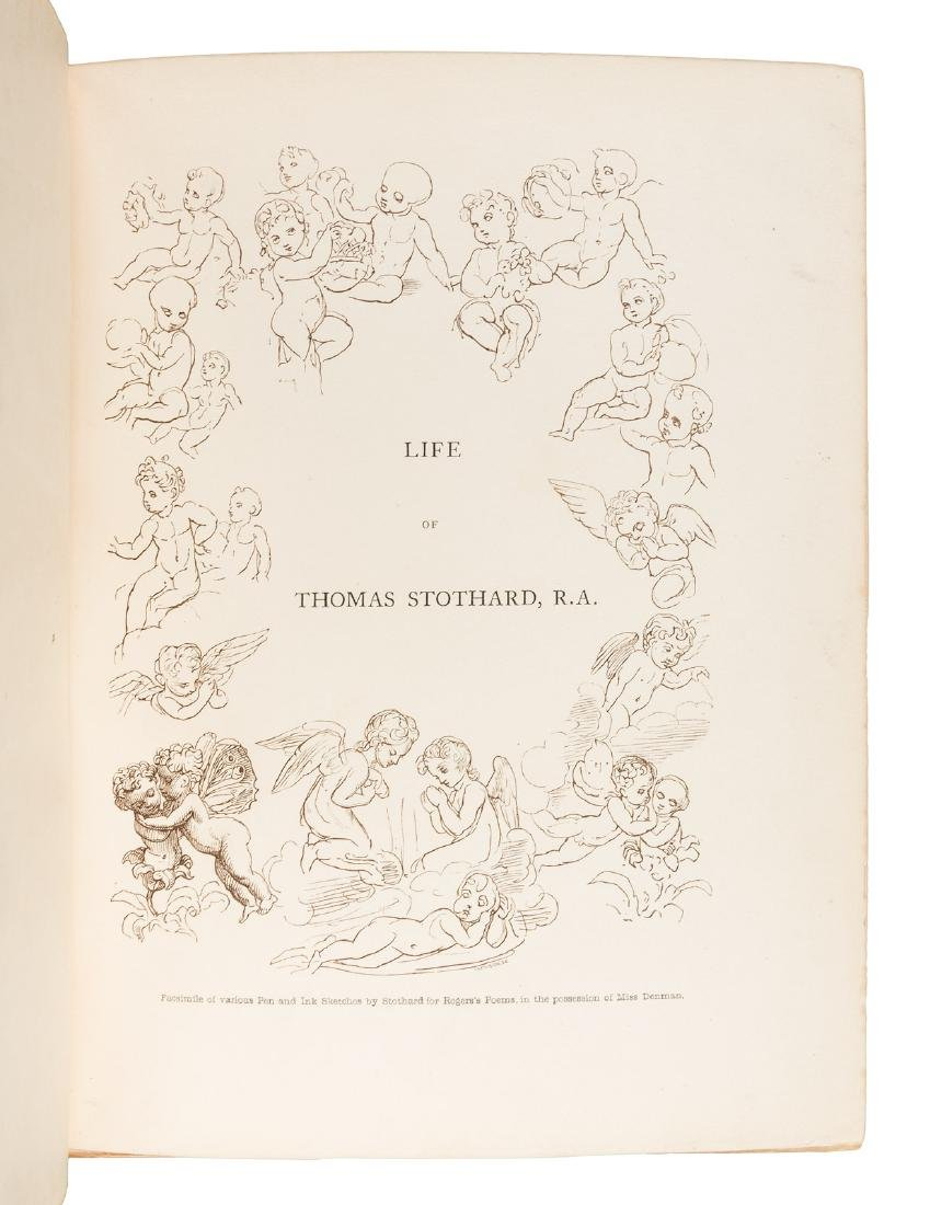 Life of Thomas Stothard, extra-illustrated - 2