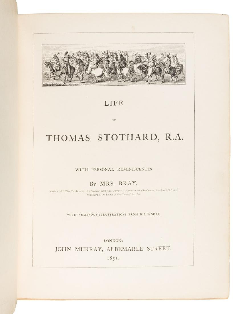 Life of Thomas Stothard, extra-illustrated - 3