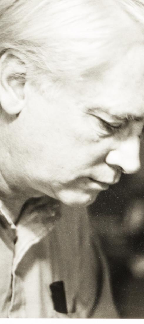John Gardner broadside and photograph