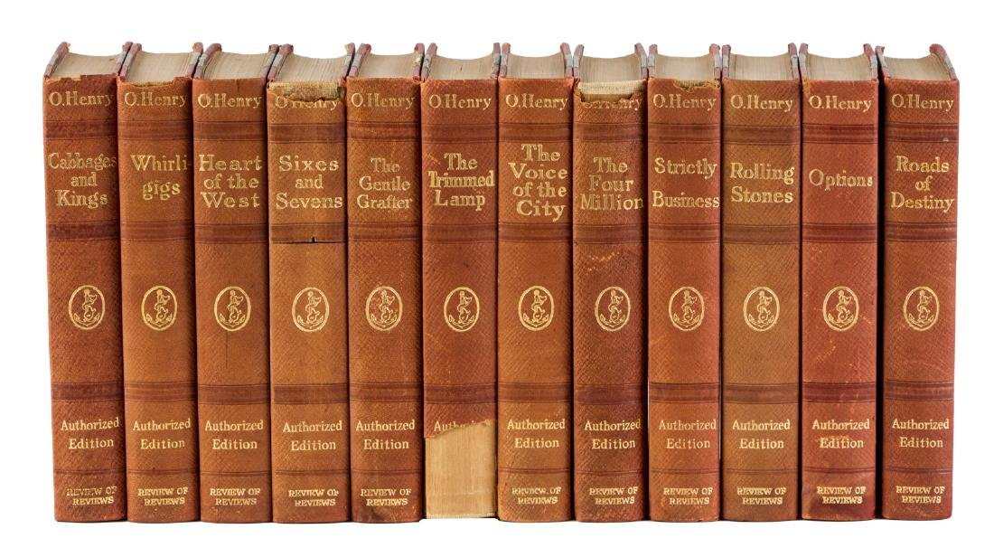 Collected Works of O. Henry