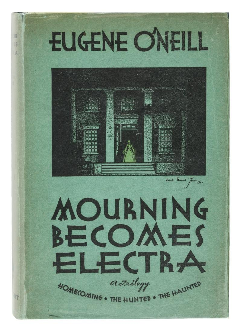 Eugene O'Neill Mourning Becomes Electra