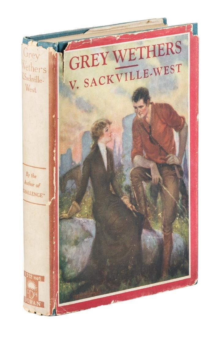 V. Sackville-West Grey Wether in dj