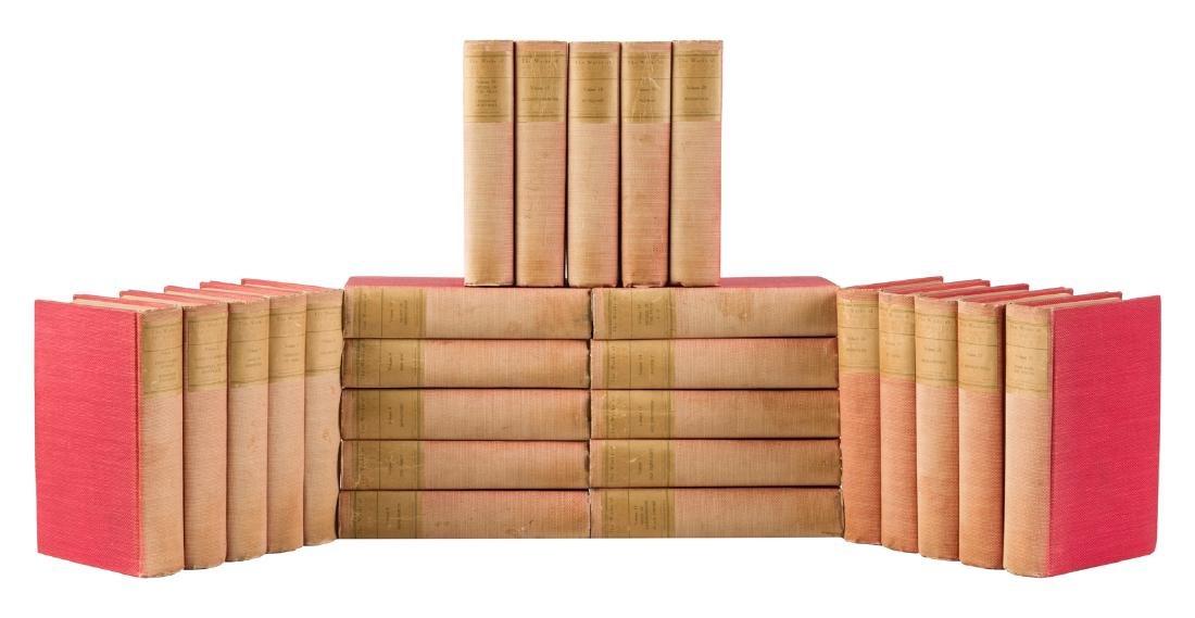 The Waverley Novels 25 volumes