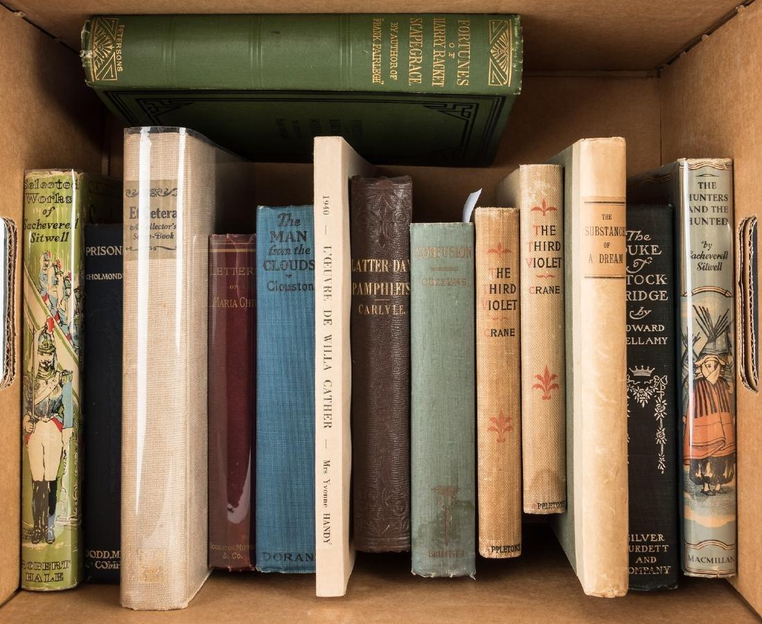 Fourteen volumes of literature