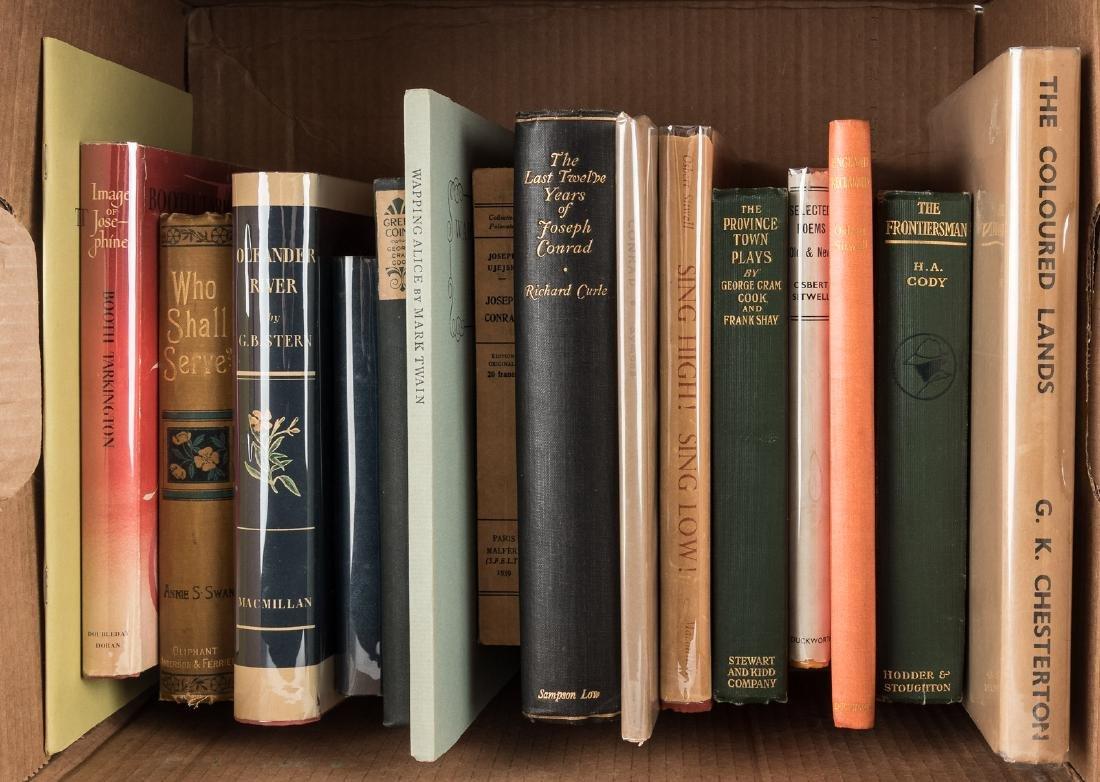 Sixteen volumes of literature