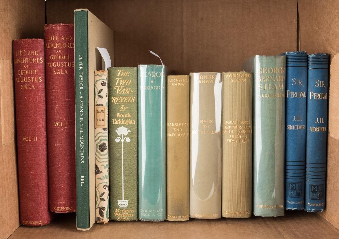 Twelve volumes of literature