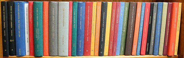 1013: 35 titles from the Materials for the Study of Ala