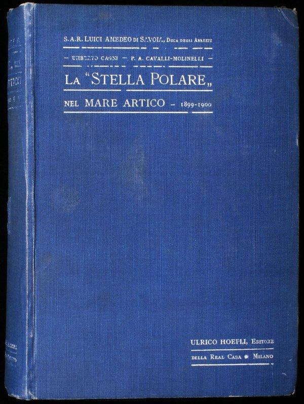 1015: La Stella Polare nel Mare Artico, 1899-1900