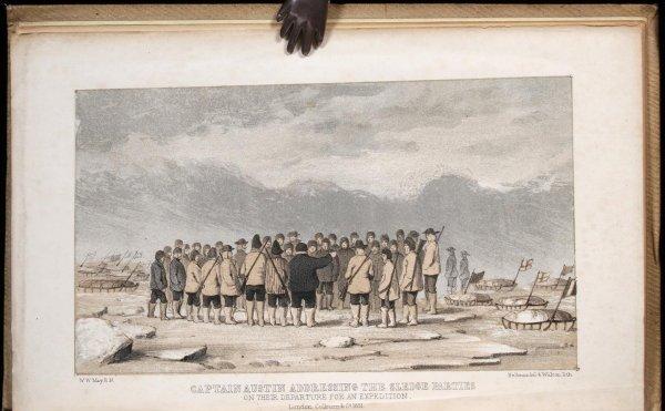 1017: Arctic Miscellanies: A Souvenir of the Late Polar