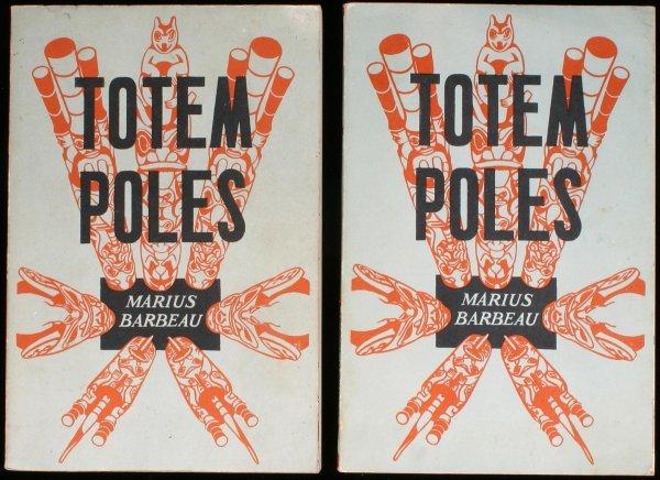 1022: Totem Poles: Bulletin No. 119 - Volume I: Totem P