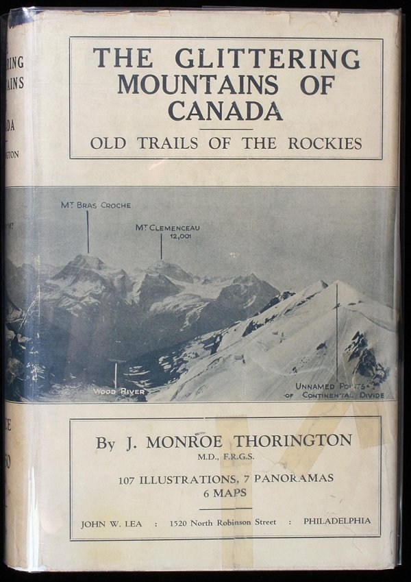 1160: The Glittering Mountains of Canada: A Record of E