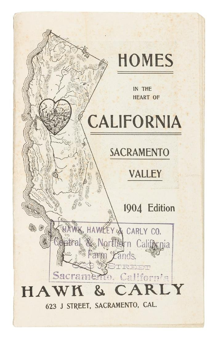 Farmlands for sale in Northern California 1904