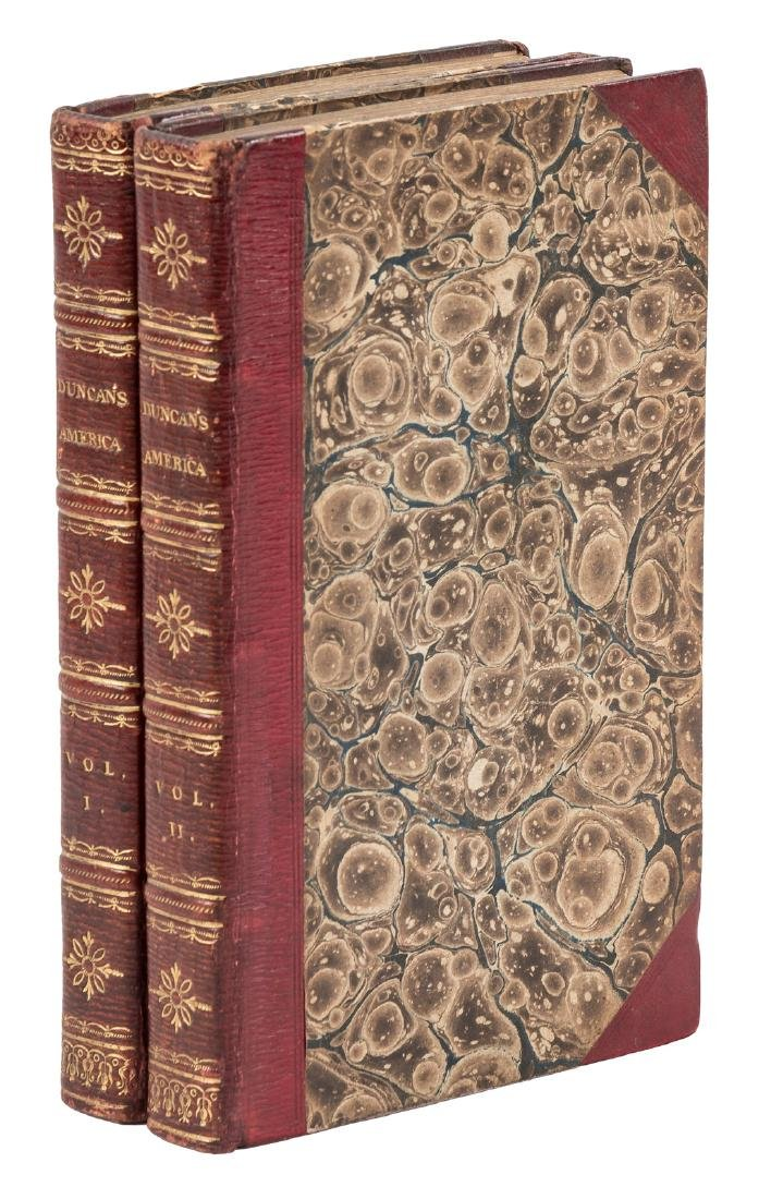 Duncan's Travels in the United States 1823