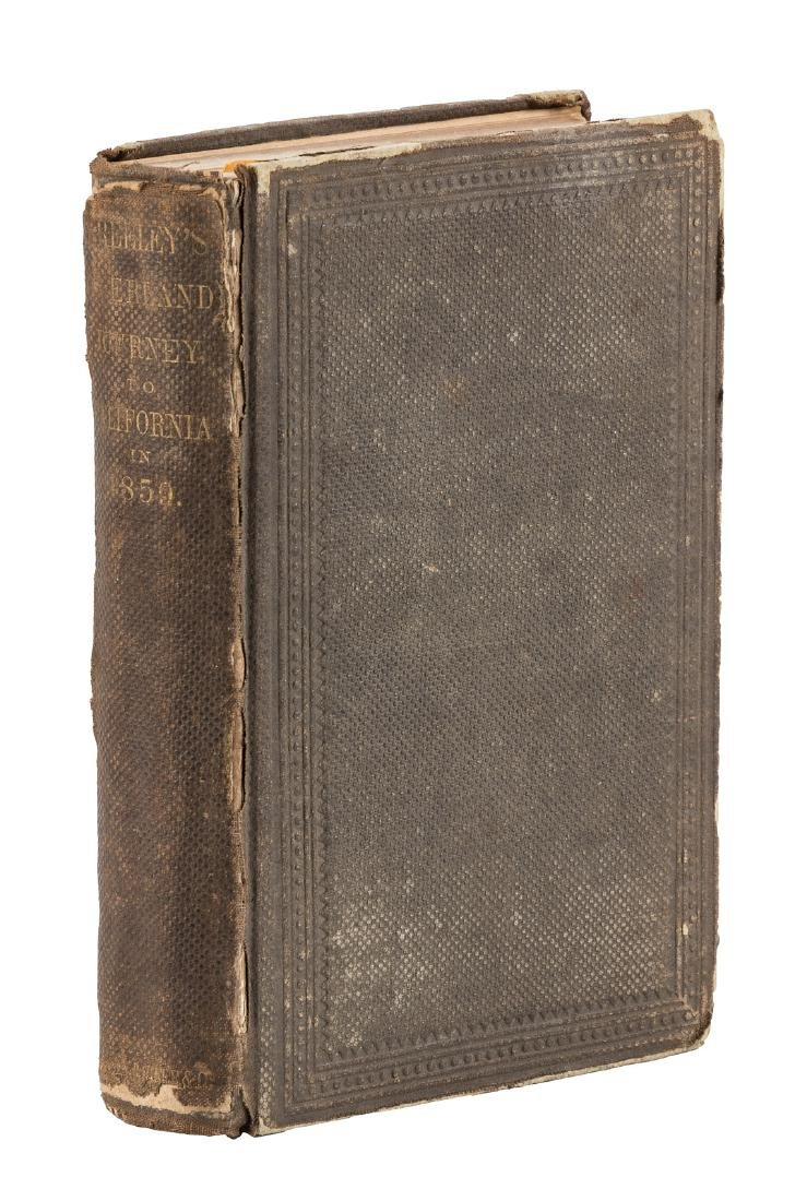 Horace Greeley Overland Journey to San Francisco