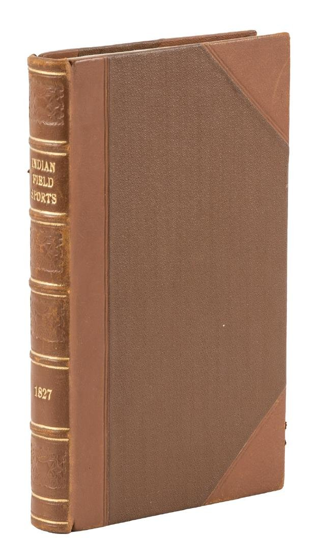 Sketches of Indian Field Sports 1827