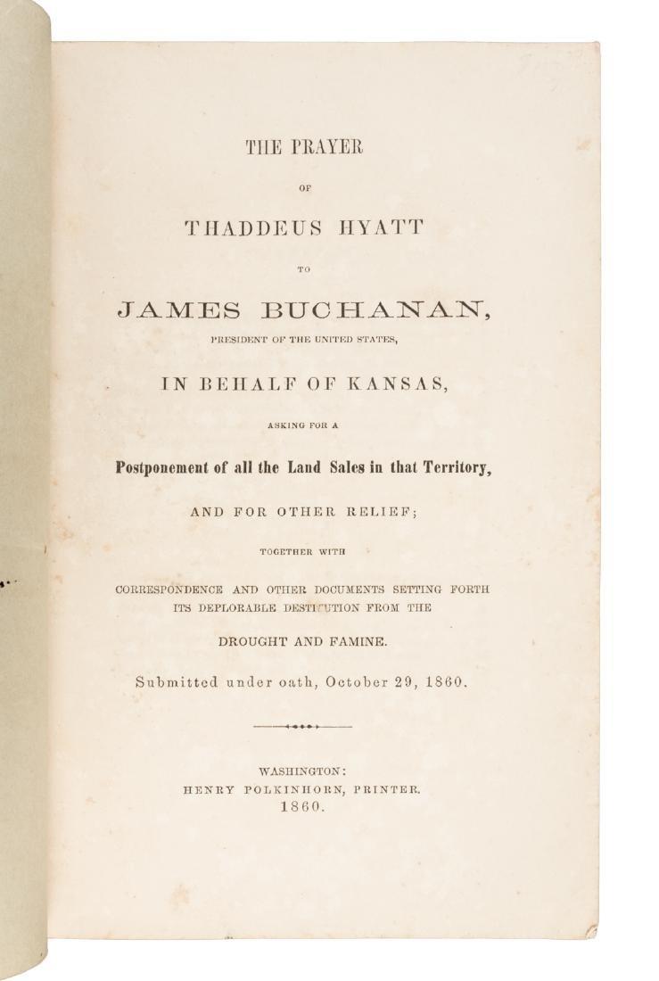 Abolitionist Thaddeus Stevens in Behalf of Kansas