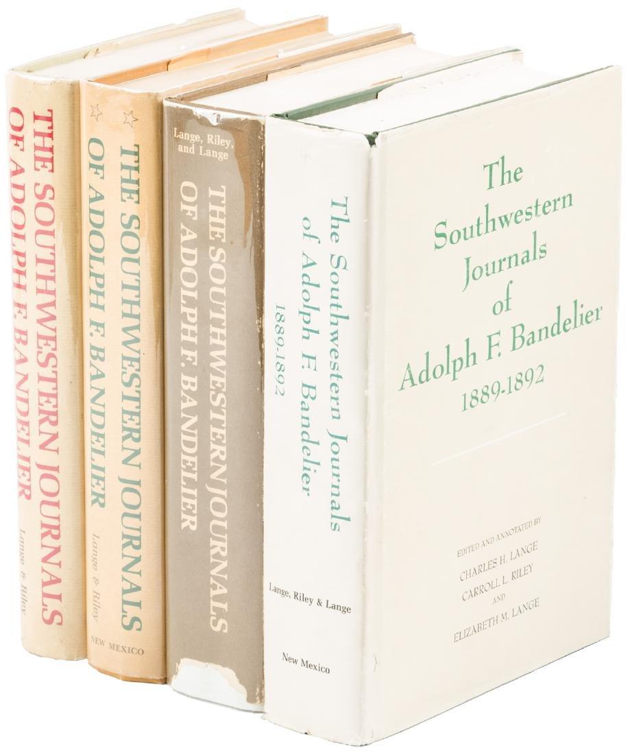Southwestern Journals of Adolph Bandelier