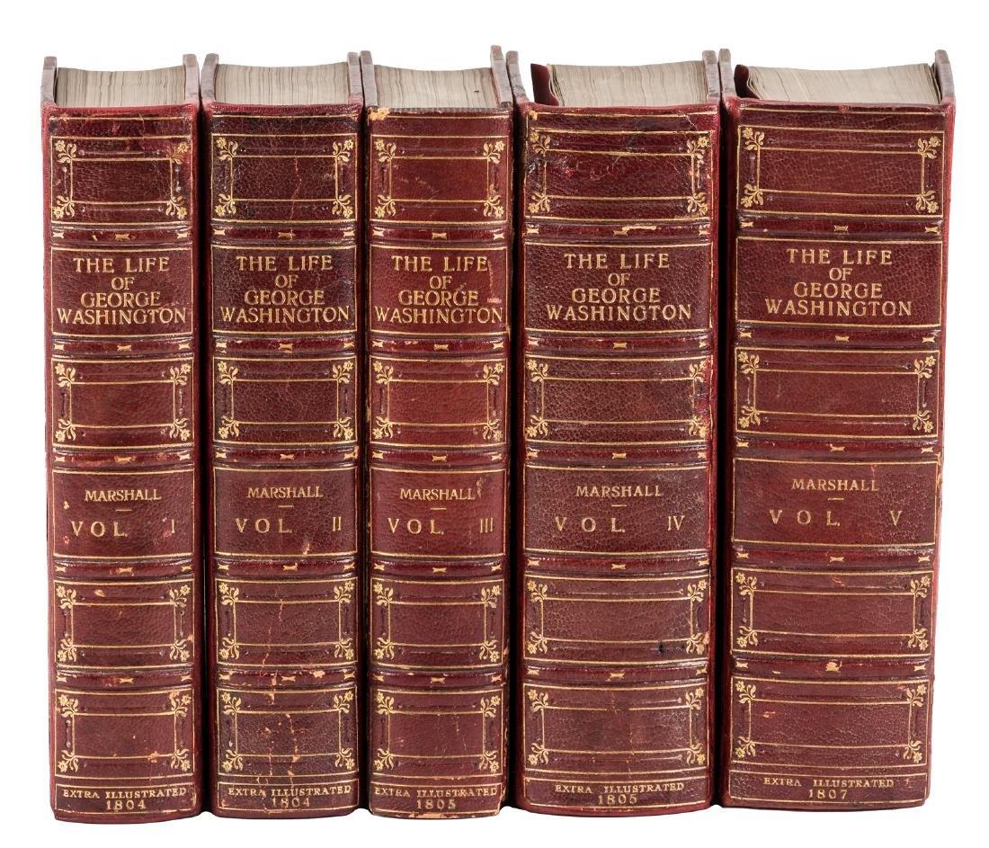 Marshall's Life of Washington 1st Eng Edn